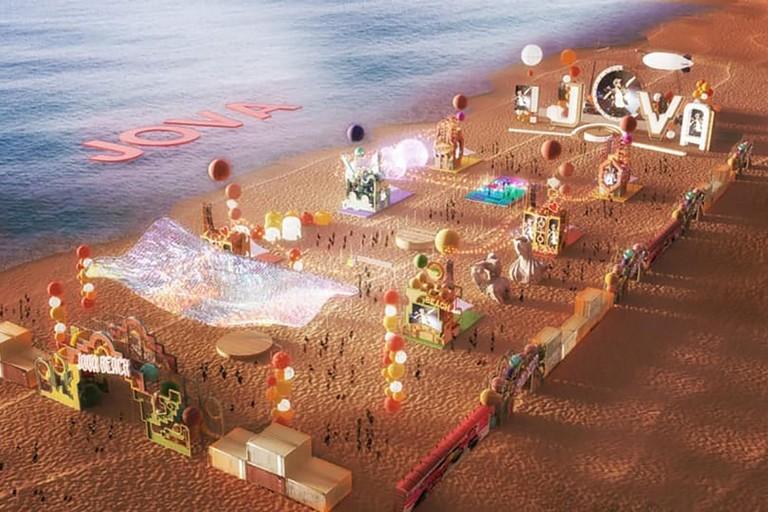 Il Jova Beach Party a Barletta